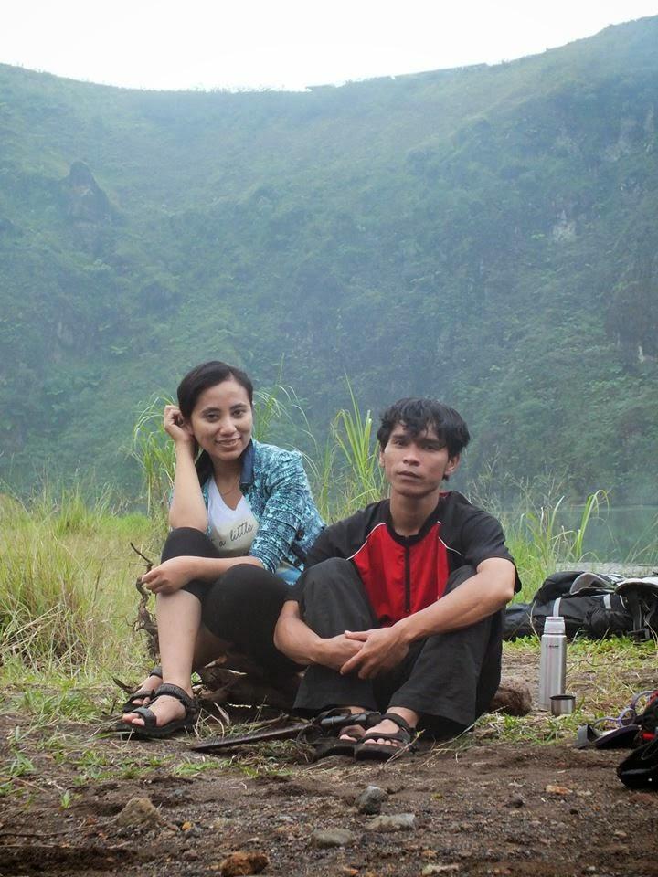 Photo Gunung Galunggung