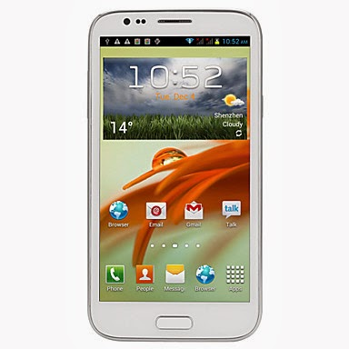 Smartphone Affinity Android 4.1 Dual SIM