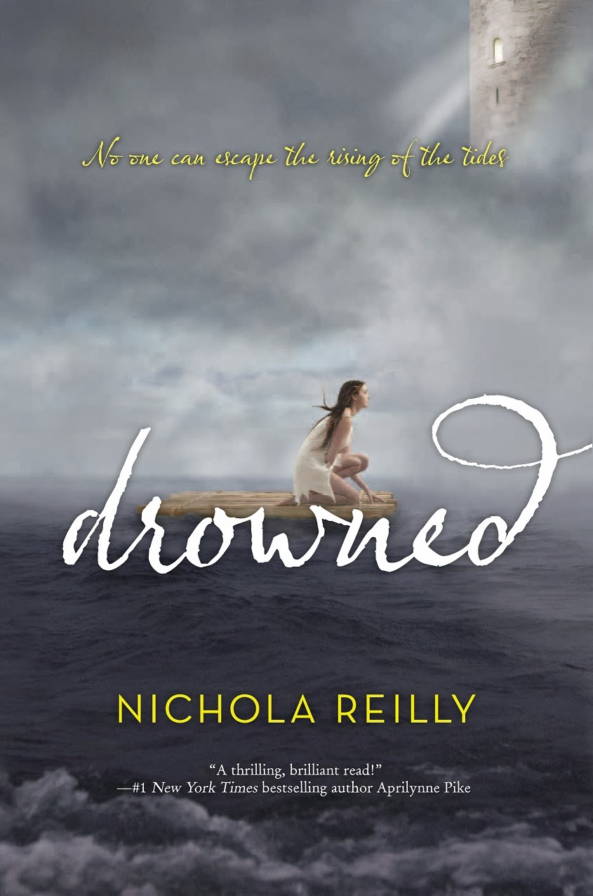 Drowned (HarlequinTEEN, June 24, 2014)