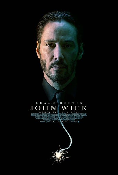 Keanu Reeves in the first trailer hit John Wick