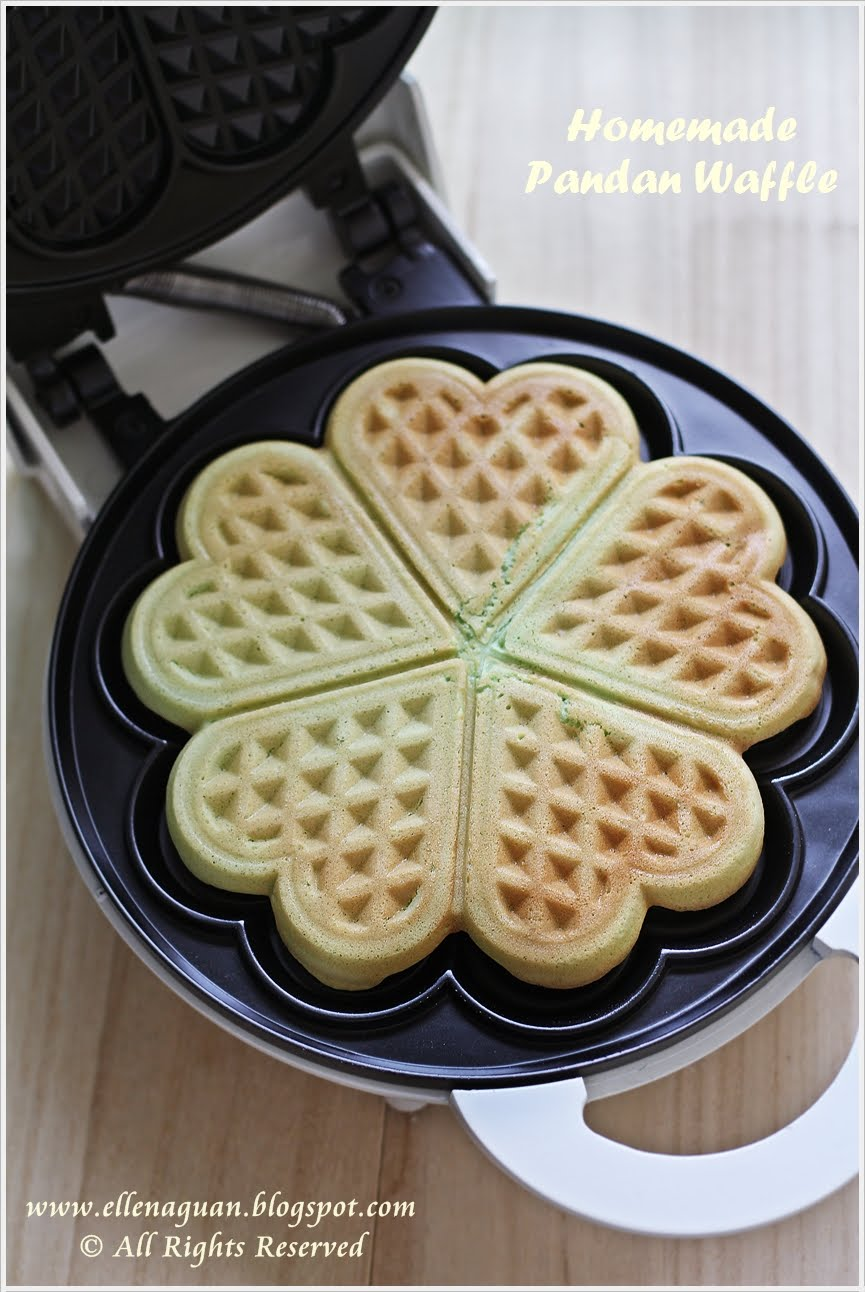 Waffle maker for Cuisine paradise