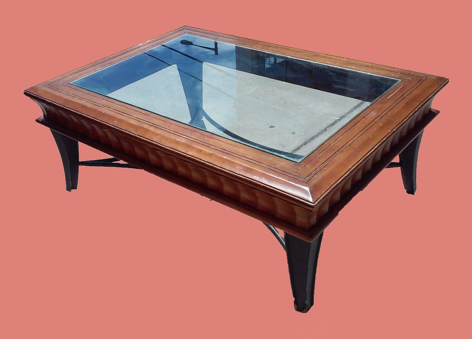 Uhuru furniture collectibles coffee table 85 75 sold for Cie no 85 table 4