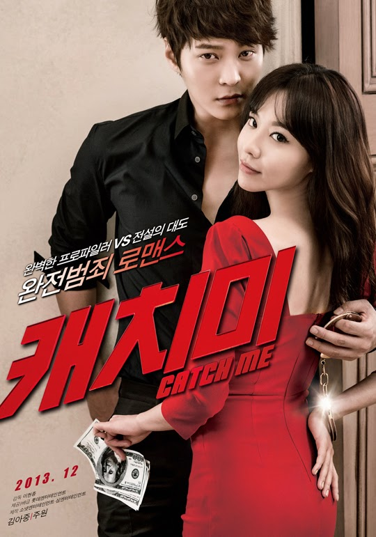Sinopsis / Cerita Lengkan Kmovie Steal My Heart / Catch Me