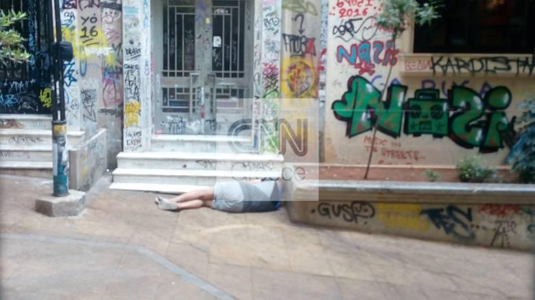 Πέθανε ο άνδρας που πυροβόλησαν  τα Κομμουνιστικά σκυλια στα Εξάρχεια μέρα-μεσημέρι