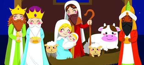 Imagenes de Nacimientos Navideños, parte 5