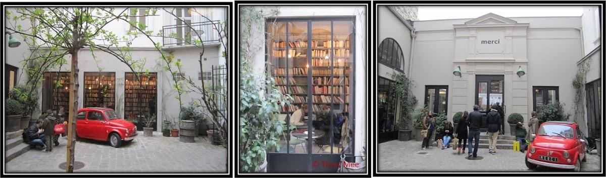 merci concept-store Paris boulevard Beaumarchais