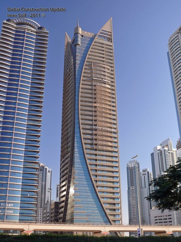 Dubai Constructions Update by Imre Solt: City Premiere ...