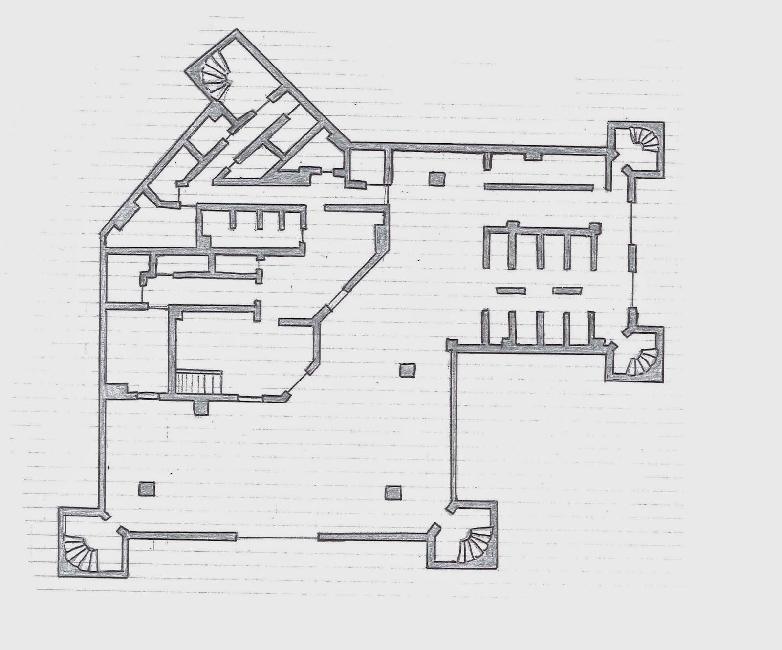 [Ayuda de Juego] Plano de edificio