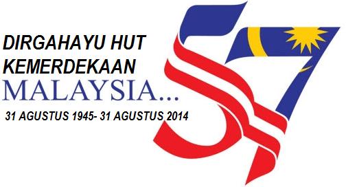 DIRGAHAYU HUT KEMERDEKAAN MALAYSIA