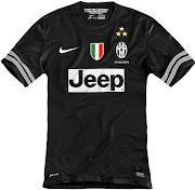 Nike Juventus 2012/13 Away Kit