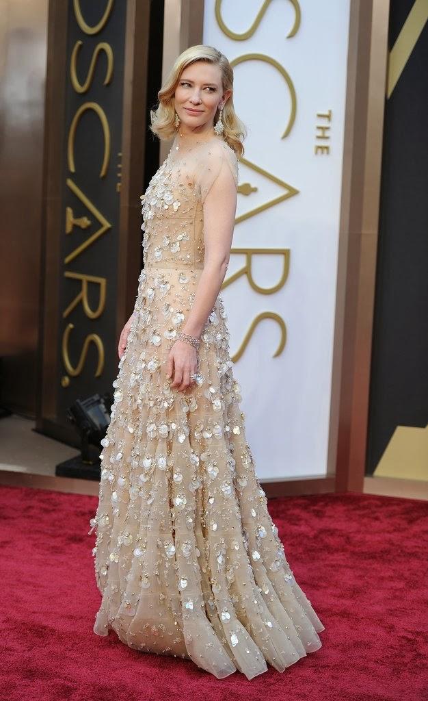 Cate Blanchett, Rihanna, Sarah Paulson and More of the ...