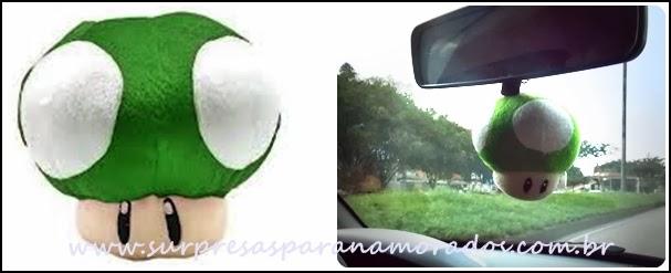 cogumelo verde jogo super mario