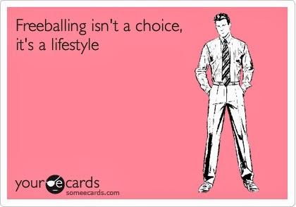 freeballing lifestyle