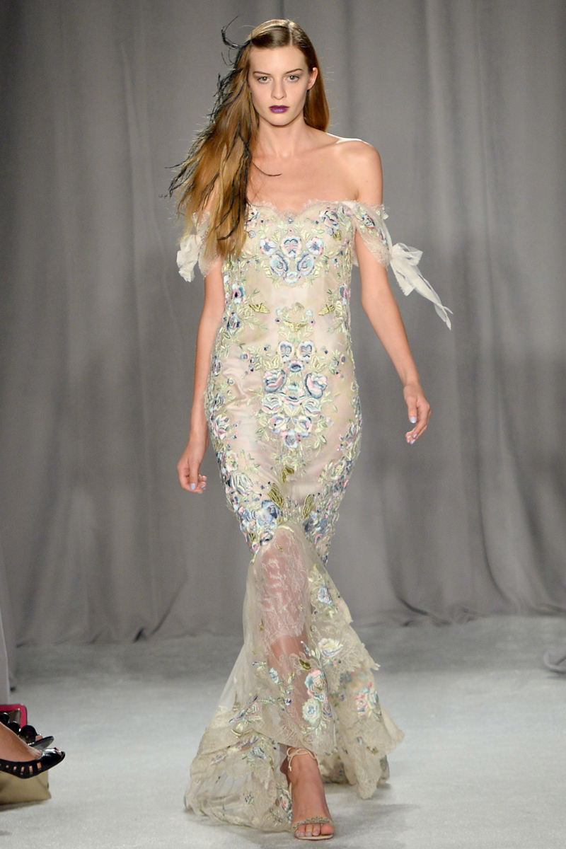 Marchesa Spring, Summer Collection 2014