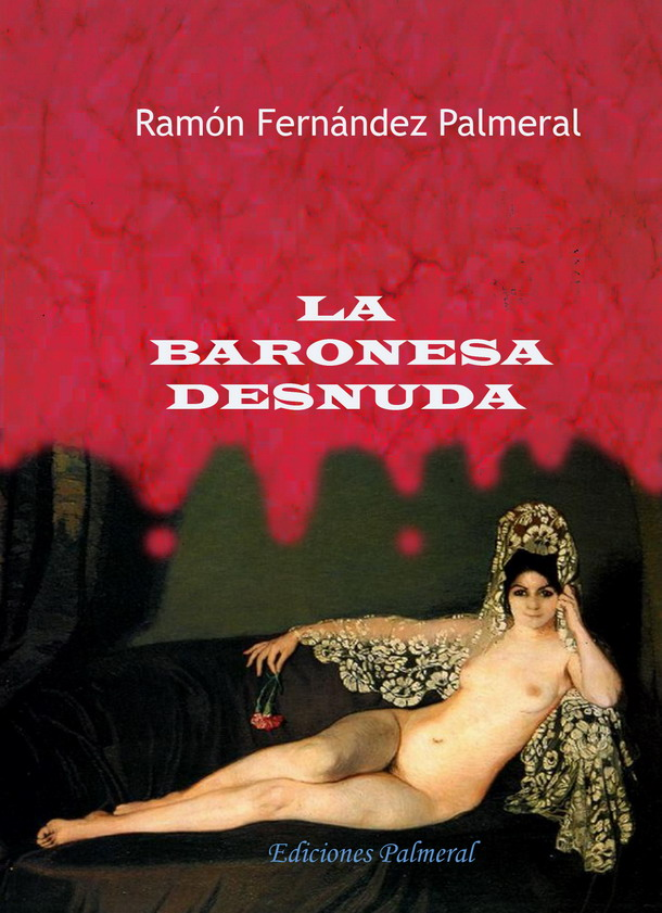 La baronesa desnuda (thriller sobre arte)