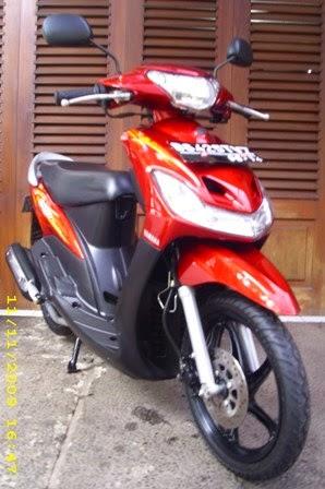 Harga Motor Yamaha Mio Bekas Terbaru 2015   SHARING HARGA