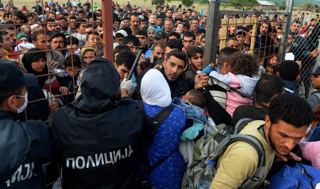 Λαθρομετανάστευση και Τρομοκρατία - Όταν η Χρυσή Αυγή προειδοποιούσε στο Ευρωκοινοβούλιο