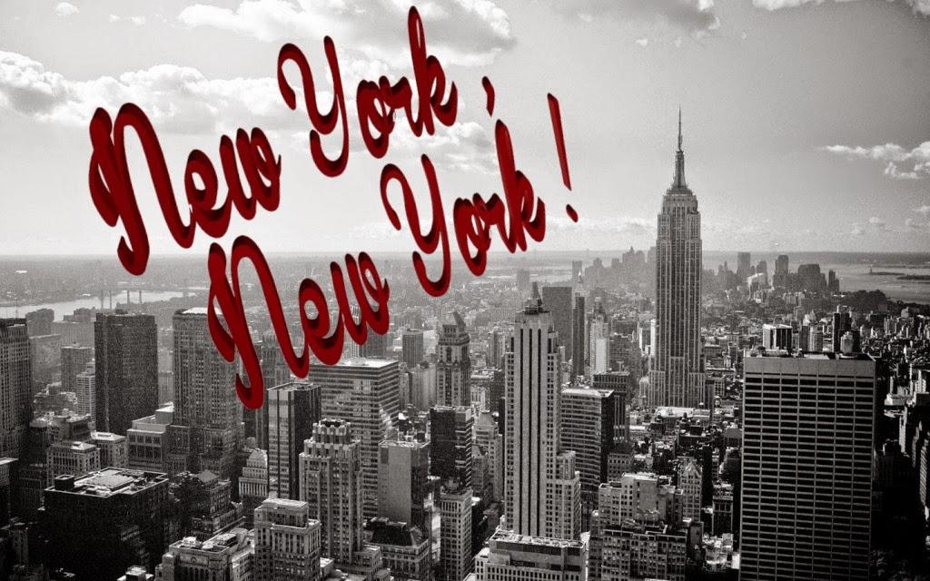 New York hiria Leioako liburutegiko irakur-gidetan