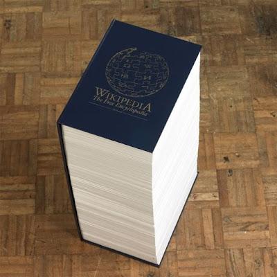 Inilah Buku Paling Tebal Di Dunia !!!
