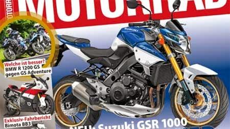 Suzuki GSR1000