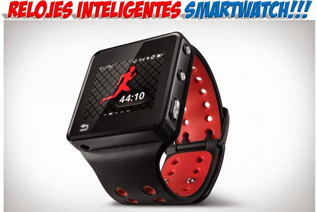 Comprar relojes inteligentes Smartwatch baratos