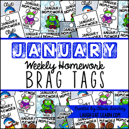 January Brag Tags