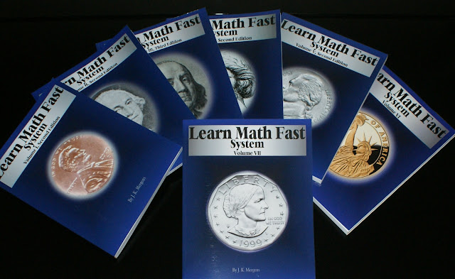 Learn Math Fast Curriculum for 1st-12 grade