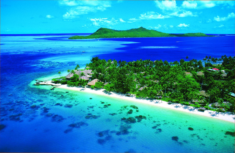 Tahiti - French Polynesia island