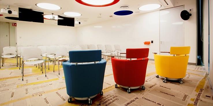 Publicity 21 conoce la nueva oficina de google m xico for Bankia buscador de oficinas