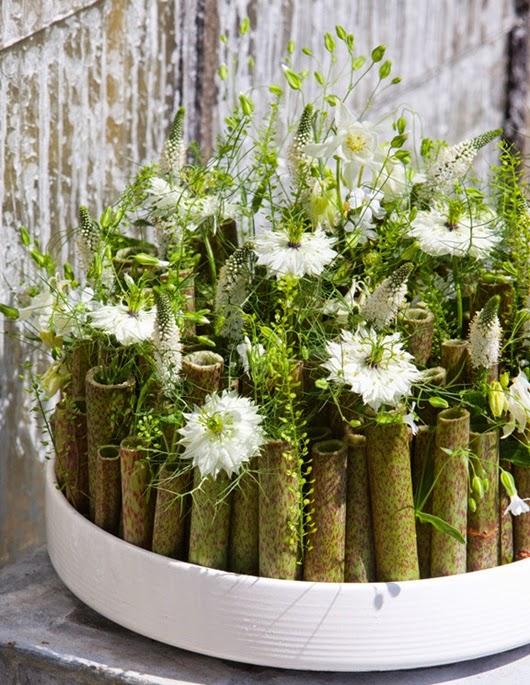 diy blomsterarrrangemang, dit flower arrangement, göra själv bomsterarangemang