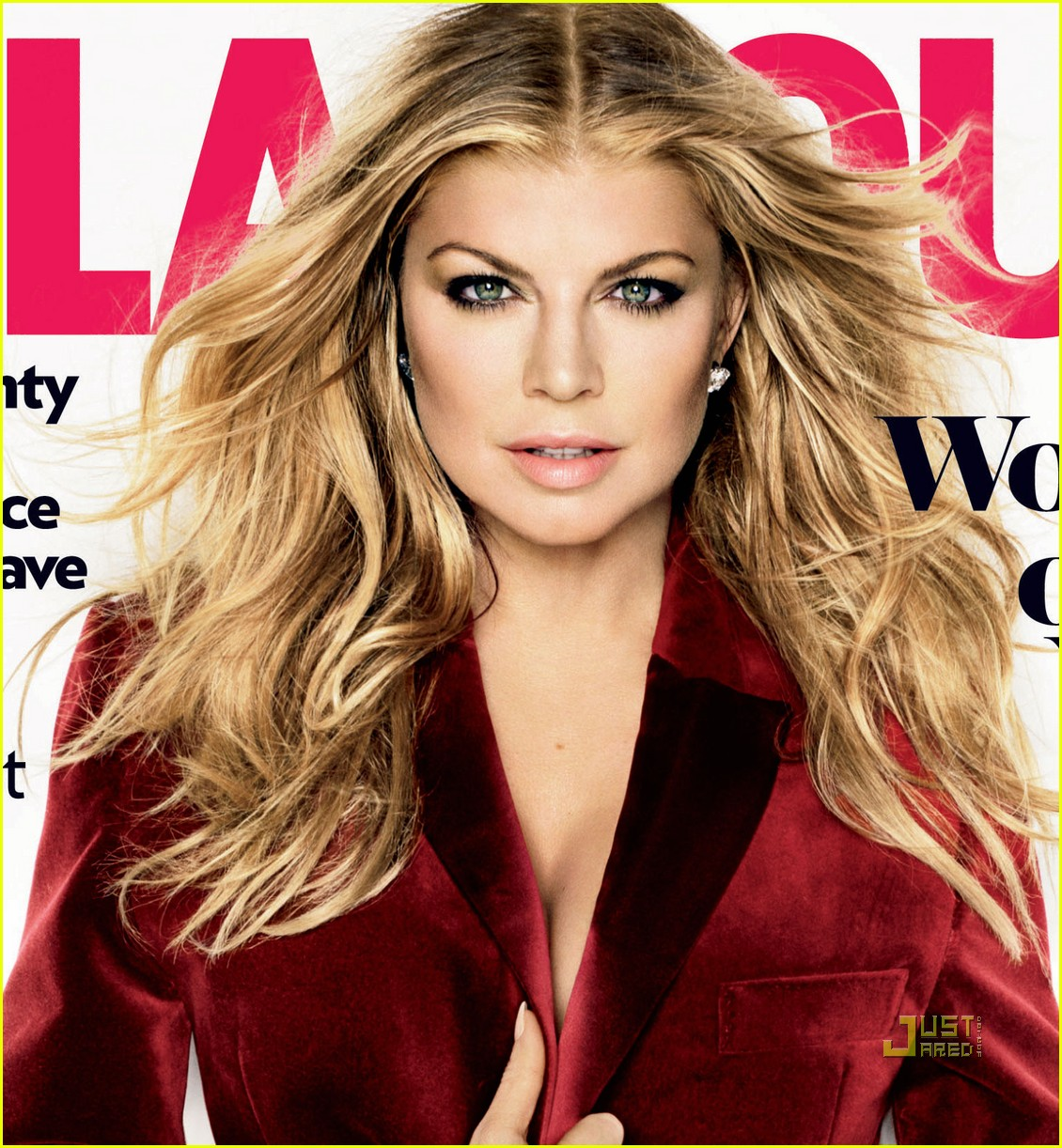 Fergie ~ my celebrity trends center Fergie