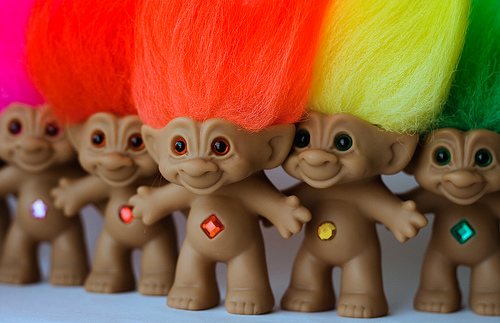 Troll Dolls