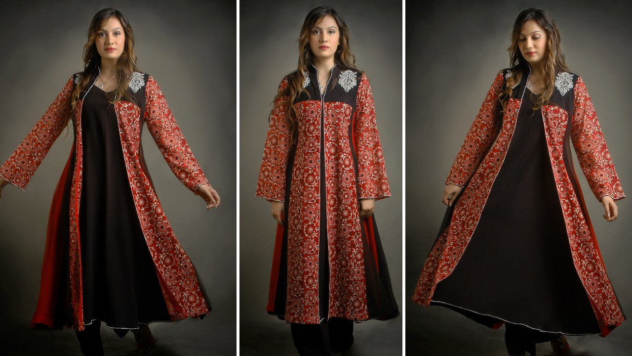 Shirt design girl pakistani - Nakoosh Collection 2012 New Boutiques Collection Boutique Embroidery
