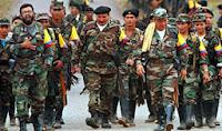 FARC-perseguição colombia