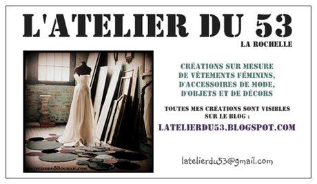 LATELIER DU 53 Ct Mode Latelier Du Cest