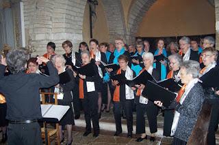 Concert Quartet Jazz et chant chorale