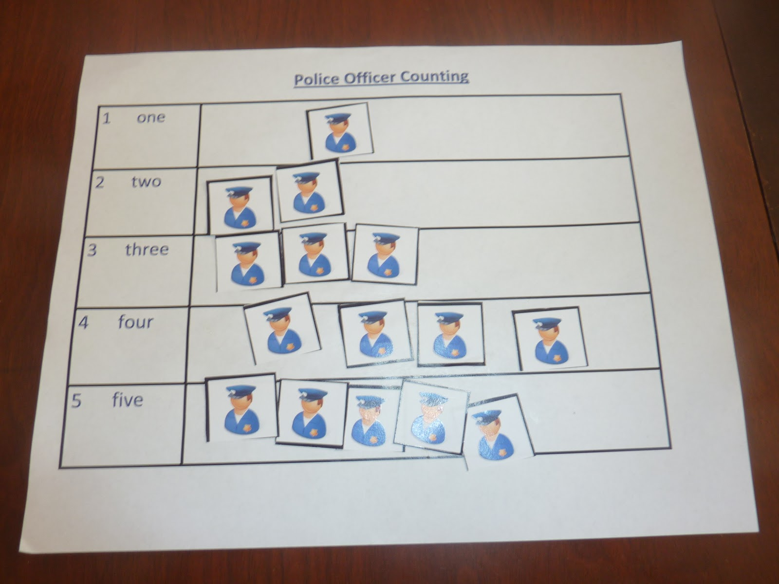 police officer lesson plans for preschool lessons for preschool just b cause 262