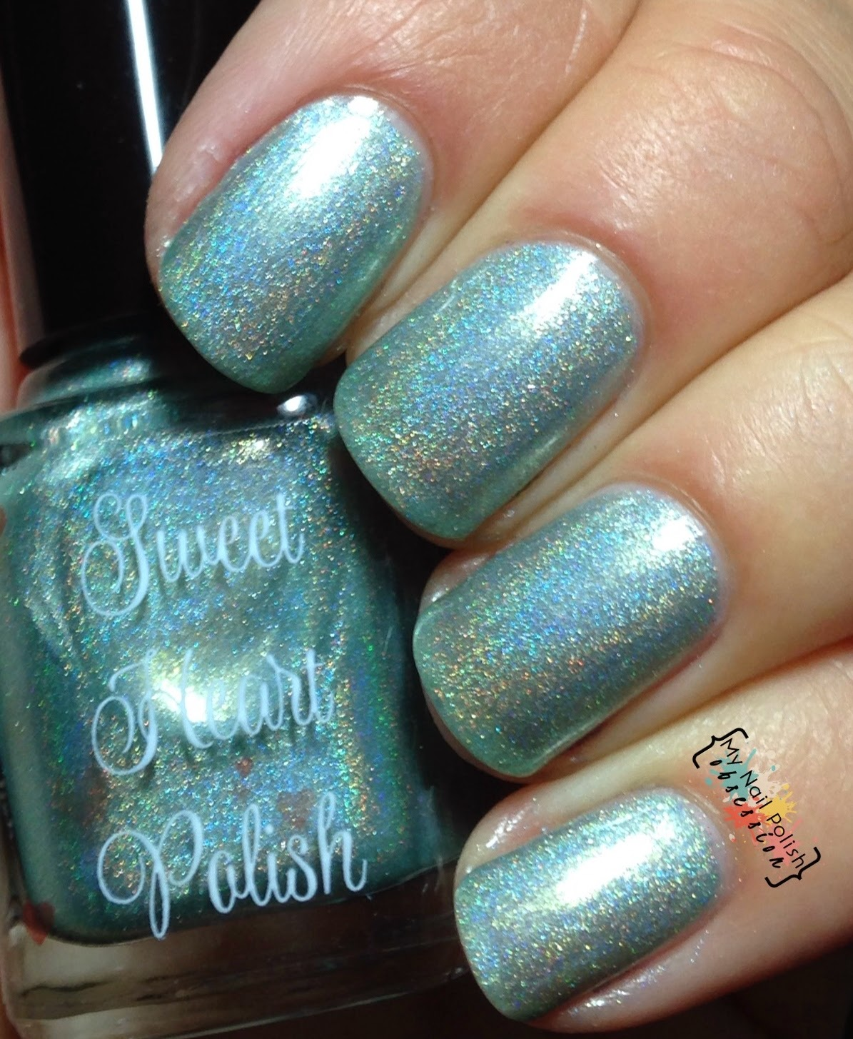 Sweet Heart Polish By Order of the Princess