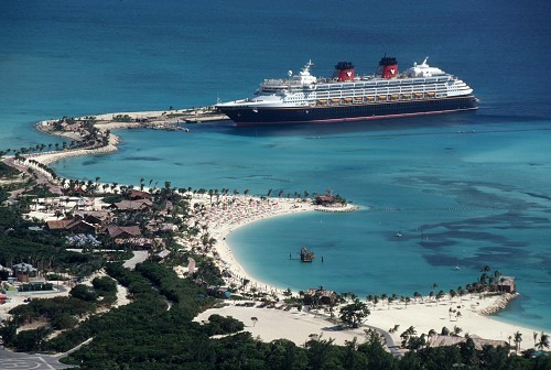 Castway Cay, Disney Private Island