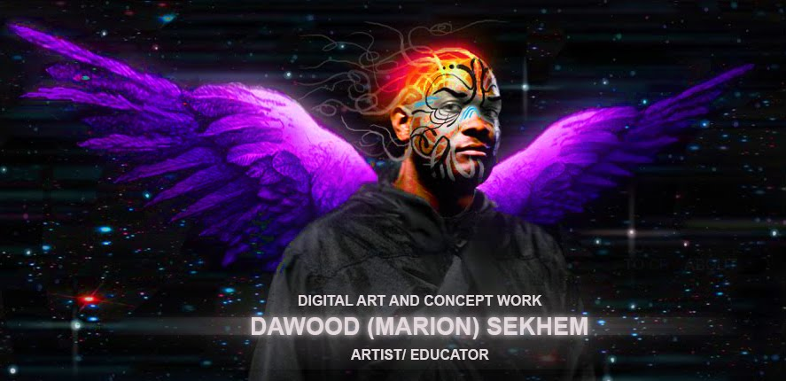 Dawood Marion Digital Art/ Conceptual Design