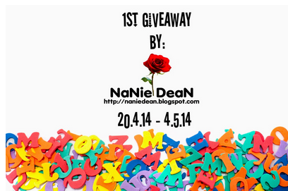 banner 1st Mini GA by NaNie DeaN
