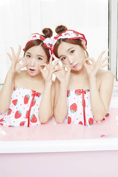 Strawberry Milk Crayon Pop