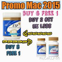 Promo MAC 2015