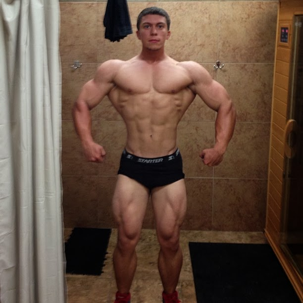 Pictures Bodybuilder Teen | Male Models Picture