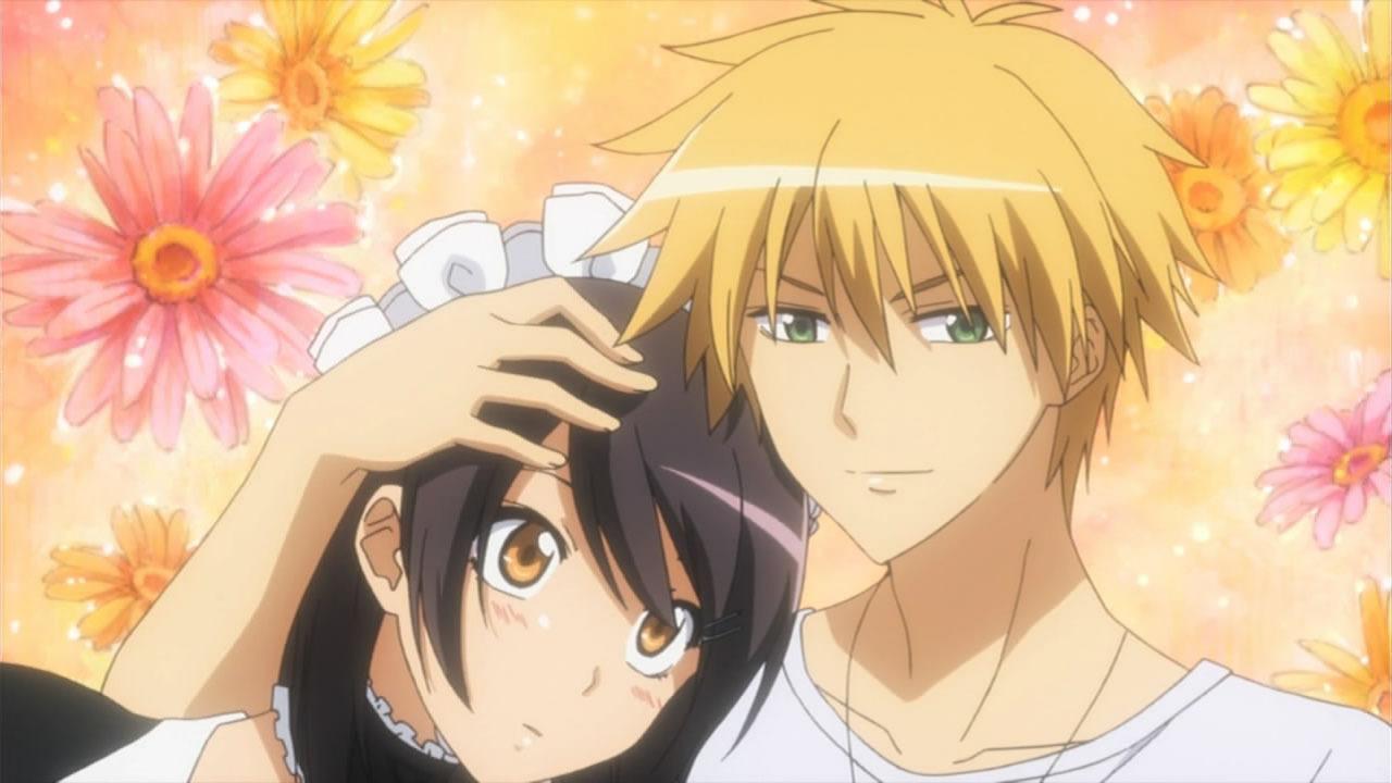 Anime Otaku Paradise My Top 3 Anime Couples