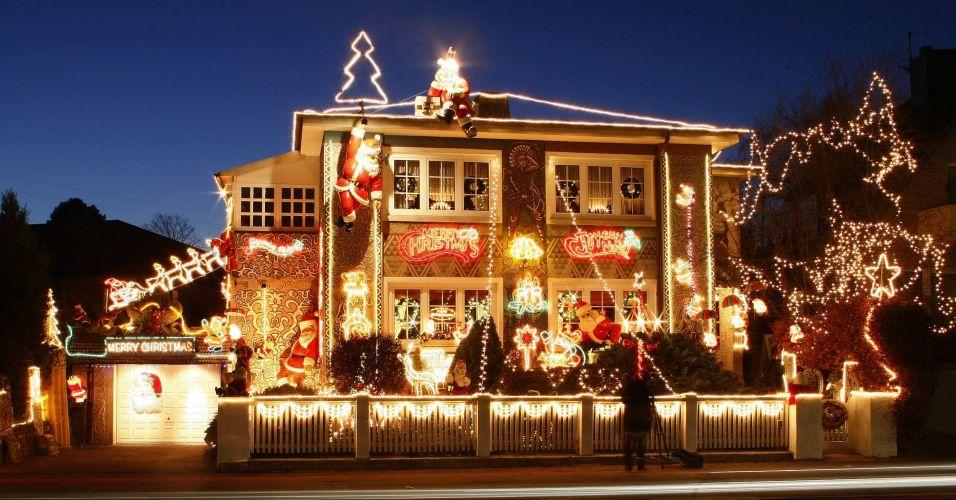 decoracao de natal para interiores de casas:Crédito das imagens: Reprodução