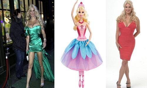 Conheça: A mulher que bateu recorde mundial de cirurgias plásticas para parecer a Barbie