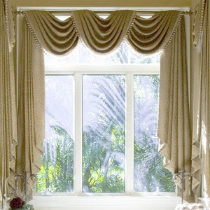 What are Swag Valance Curtains? ~ Curtains Design Needs