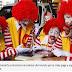 Trabajadores de McDonald's reclaman un salario mínimo de 15 dólares por hora