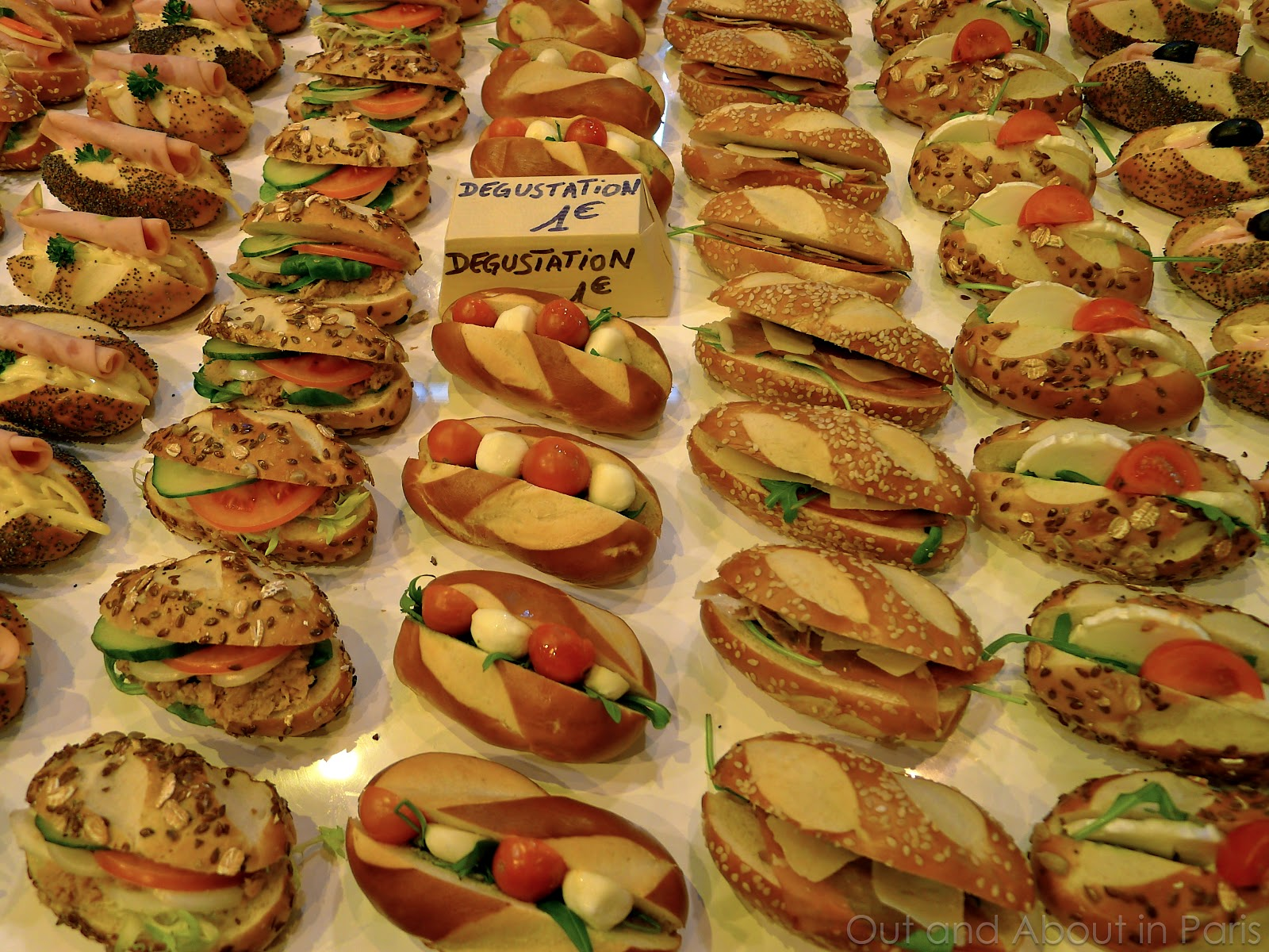 Sandwich And Snack Show In Paris The Latest Trends In